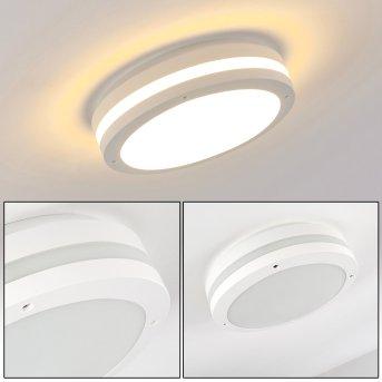 Wollongong Plafoniera da esterno LED Bianco, 1-Luce