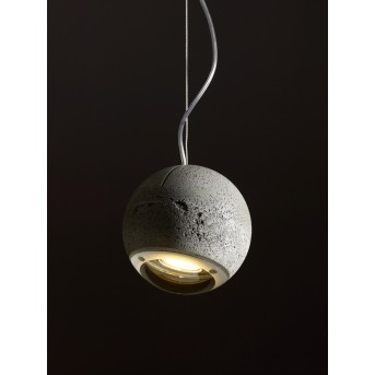 Tecnolumen Trabant Lampada a sospensione Effetto pietra, 1-Luce