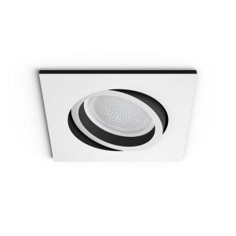 Philips Hue Ambiance White & Color Centura Spot integrato, estensione Bianco, 1-Luce, Cambia colore