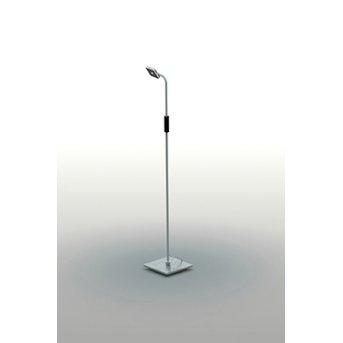Bopp MOVE Lampada da terra LED Alluminio, 1-Luce