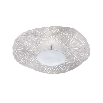 Fischer & Honsel Coral Plafoniera LED Cromo, 1-Luce