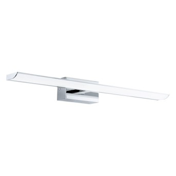 EGLO connect TABIANO-C Lampada da specchio LED Cromo, 1-Luce, Cambia colore