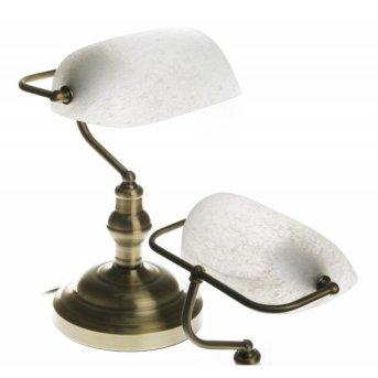 Globo ANTIQUE Lampada da tavolo Ottone antico, 1-Luce