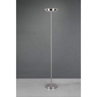Reality Swona Lampada da terra LED Nichel opaco, 1-Luce