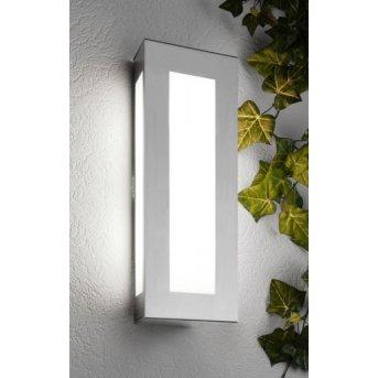 CMD Aqua Light Applique Acciaio inox, 2-Luci
