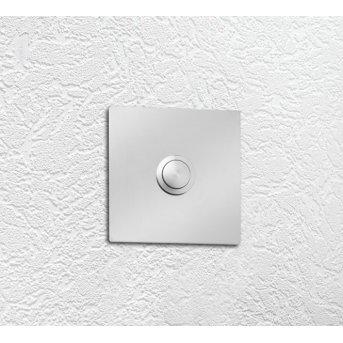 CMD Bottone per campanello Acciaio inox