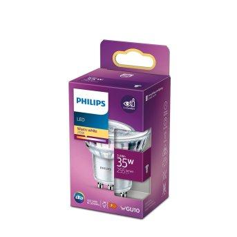 Philips LED GU10 3,5 Watt 2700 Kelvin 255 Lumen