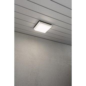 Konstsmide Cesena Plafoniera LED Bianco, 1-Luce
