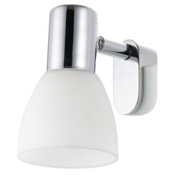 Eglo STICKER Lampada da parete/da specchio Cromo