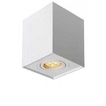 Lucide TUBE Faretto Bianco, 1-Luce