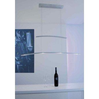 Bopp ARCO Lampadario a sospensione LED Alluminio, 4-Luci