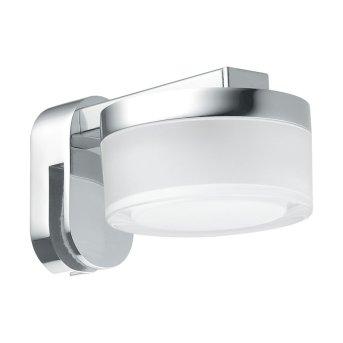 EGLO ROMENDO Lampada da specchio LED Cromo, 1-Luce