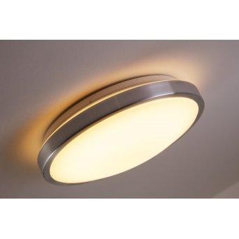 Wutach Plafoniera LED Alluminio, 1-Luce