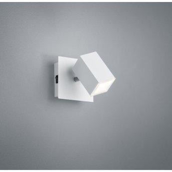 Trio LAGOS Applique LED Bianco, 1-Luce