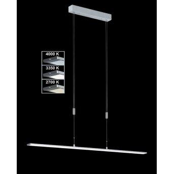 Honsel Shine Lampada a Sospensione LED Alluminio, 1-Luce