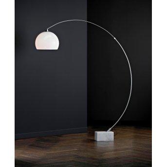 Paul Neuhaus MANI Lampada da terra Acciaio inox, 1-Luce
