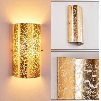 Modica Applique Oro, 1-Luce