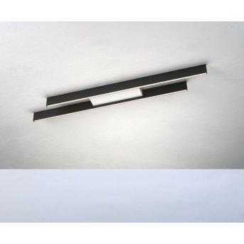 Bopp NANO PLUS COMFORT Plafoniera LED Alluminio, Bianco, 1-Luce