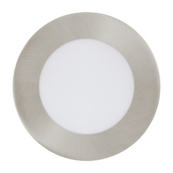 Eglo FUEVA Lampada da incasso LED Nichel opaco, 3-Luci