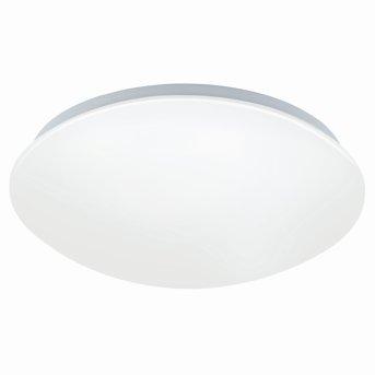 Eglo GIRON-C Plafoniera LED Bianco, 1-Luce, Cambia colore