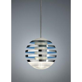 Tecnolumen Bulo Lampada a sospensione LED Blu, 1-Luce