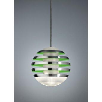 Tecnolumen Bulo Lampada a sospensione LED Verde, 1-Luce